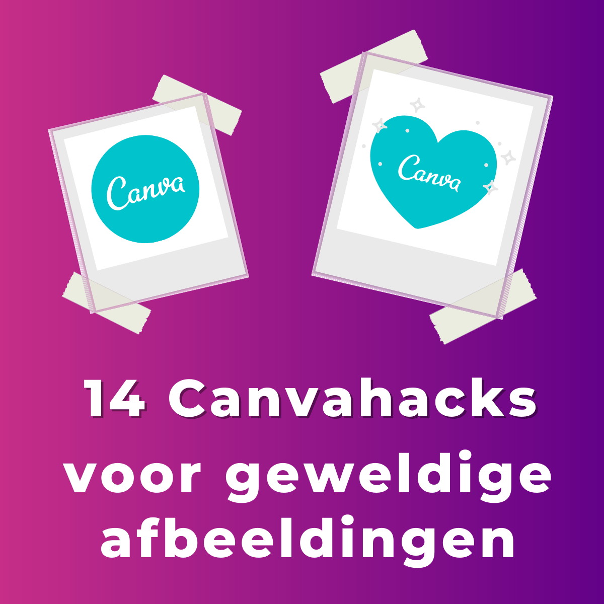 14 Canvahacks