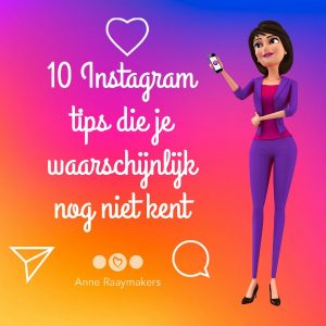 10 Instagram tips die je waarschijnlijk nog niet kent