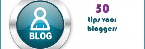 50 tips voor bloggers