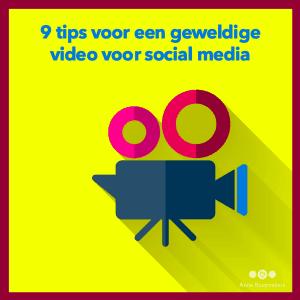 video social media bereik