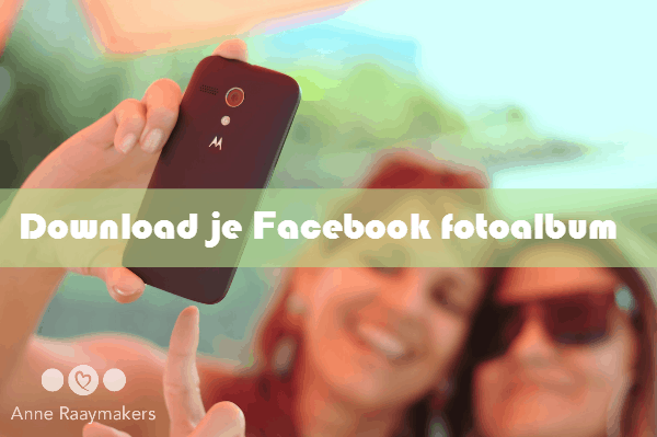 Download je Facebook fotoalbum_ua