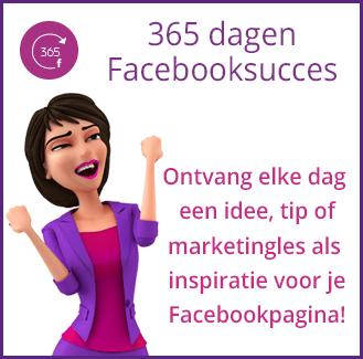 365 dagen Facebooksucces