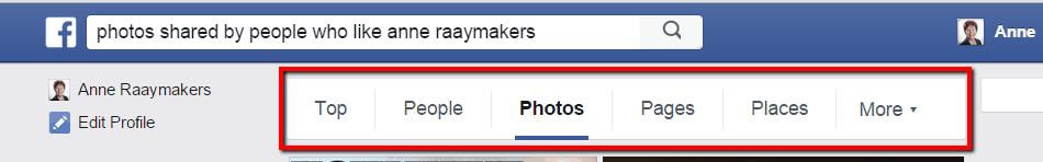 5 Manieren Om Graph Search Toe Te Passen Op Facebook