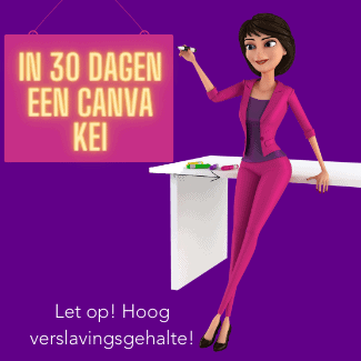 In 30 Dagen een Canva Kei