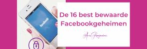 De 16 best bewaarde Facebookgeheimen