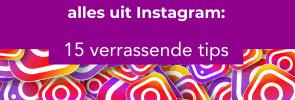 Haal als ondernemer alles uit Instagram
