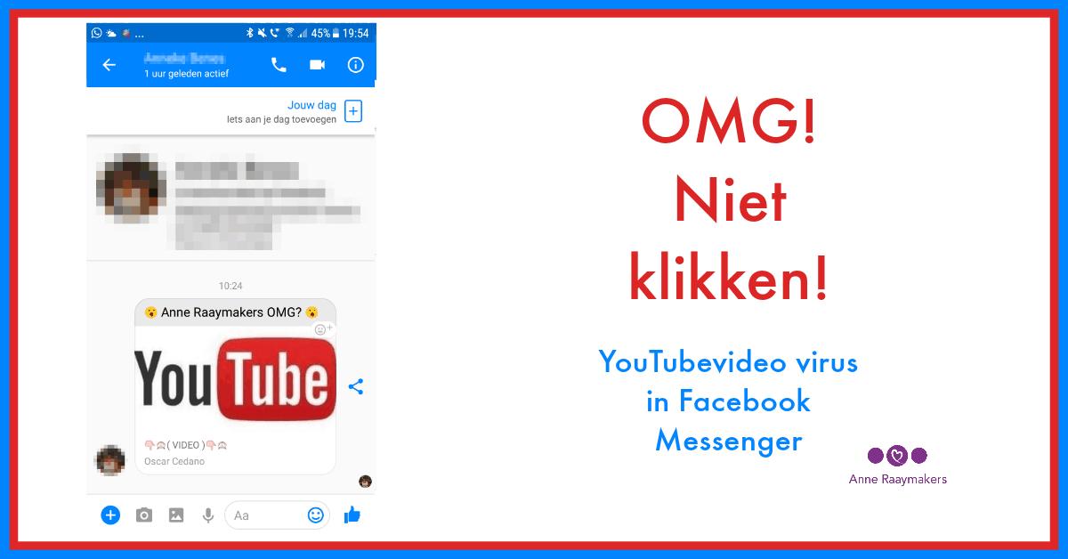 Messenger Youtube Virus