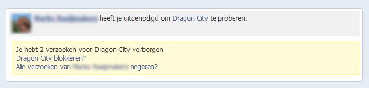 Geen Spelletjes Facebook