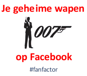 Je geheime wapen op Facebook