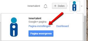 googleplus verwijderen