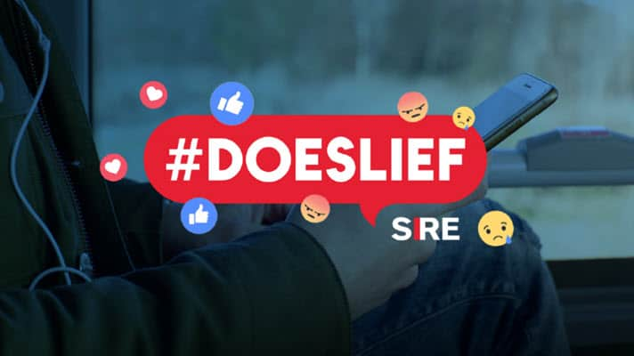 Social Media Marketing #doeslief