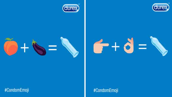 Social Media Marketing Durex