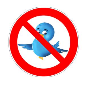 8 dingen die je echt niet moet doen op Twitter