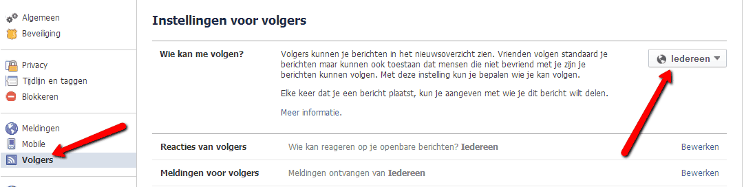 volgers
