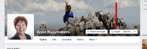 Volgen op Facebook